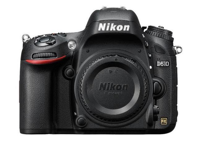 NIKON D610 - Digital camera - body only