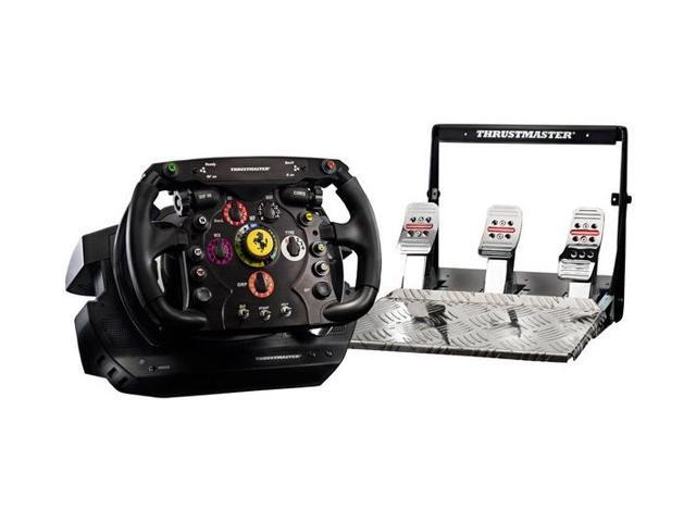 THRUSTMASTER Ferrari F1 Wheel Integral T500 Racing Wheel and Pedal Set
