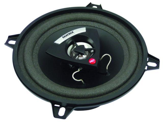 "Matrix RSX520 5.25"" 120 Watt 2 Way Speakers(pair)"
