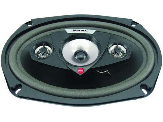 "Matrix RSX690 6"" x 9"" 300 Watt 4 Way Speakers(pair)"