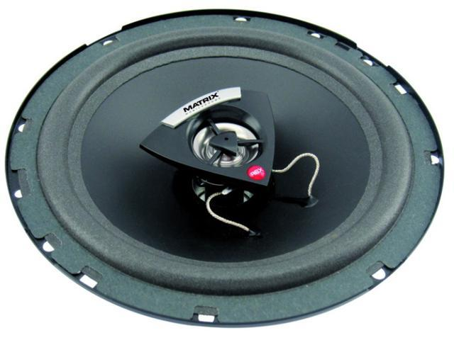 "Matrix RSX620 6.5"" 150 Watt 2 Way Speakers(pair)"