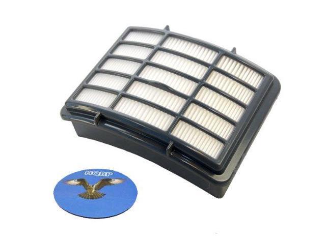 HQRP HEPA Filter for Shark XHF350 NV350 NV351 NV352 NV355 NV356 NV357 plus HQRP Coaster