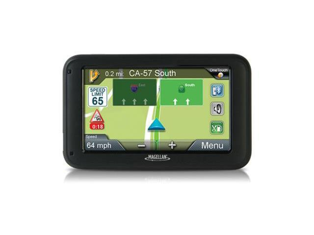 Magellan RoadMate 5265T-LMB 5 inch Automotive GPS