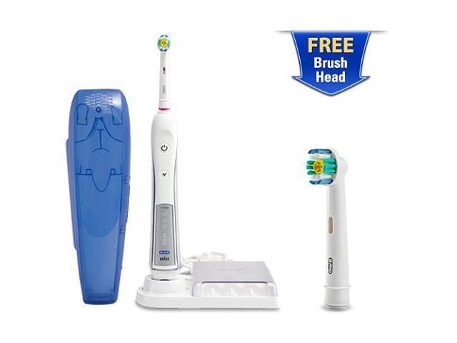 Oral-B Precision 4000 + EB171 Precision 4000 Toothbrush