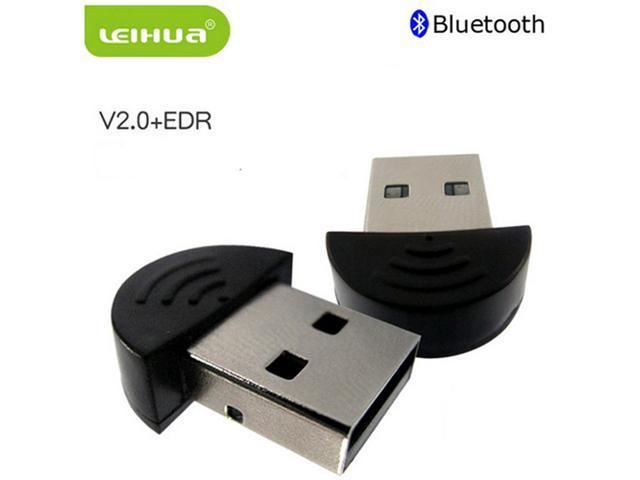 Hot Brand New Mini USB 2.0 Bluetooth V2.0 Dongle Wireless Adapter