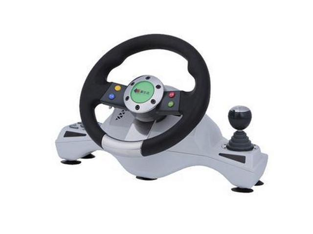 Phantom PXN-S16 PC Need for Speed racing game steering wheel perfect support 360