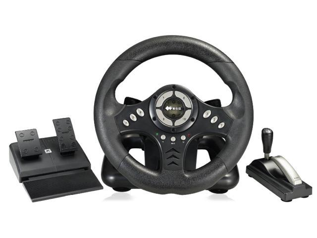 Promise 2nd generation PXN-V18II racing game Need for Speed ??PC steering wheel with the handbrake
