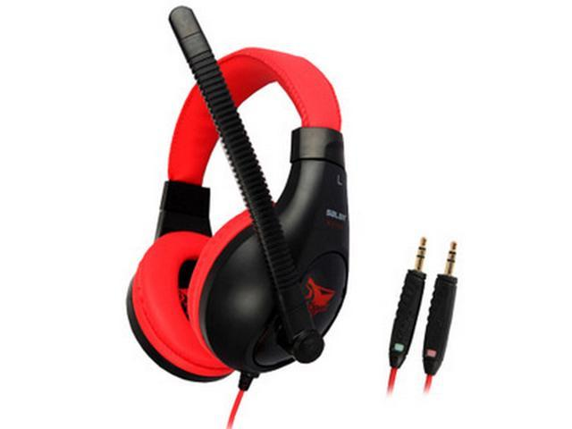 Gaming  Headphone Earphone Headset Monitor MP3 PC Mobile Phones Headphones