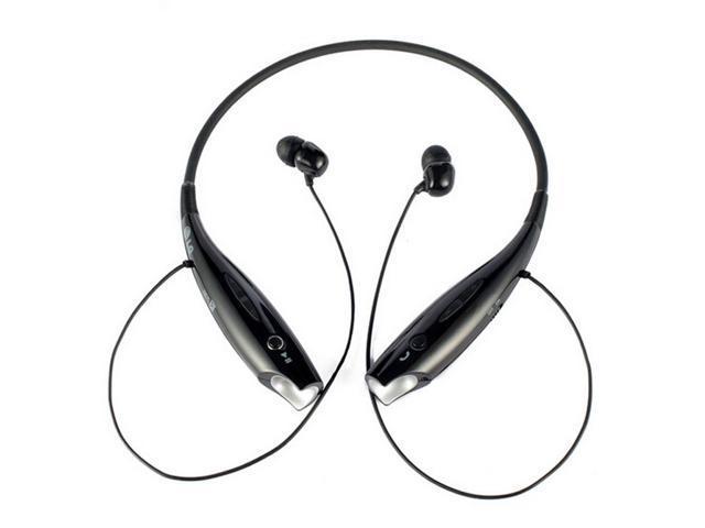 Wireless Bluetooth Headset Headphone Earphone for LG Iphone 5S 4S 5 4 Ipad 4 Air Mini Samsung HTC Cellphone Tablet