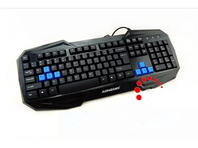 Wired USB  KB-902 Gaming Keyboard For Laptop Or Desktop