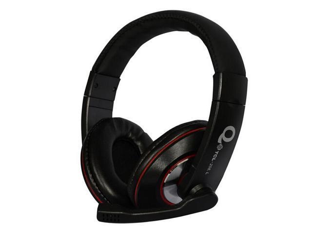 2014 New 3.5mm Fashion Gaming Headset Headphone & Earphone Microphone For Computer Gamer
