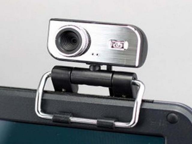 USB 2.0  LED PC Camera HD Webcam Camera Web Cam for Computer PC Laptop Retail Package Free Drop Shipping