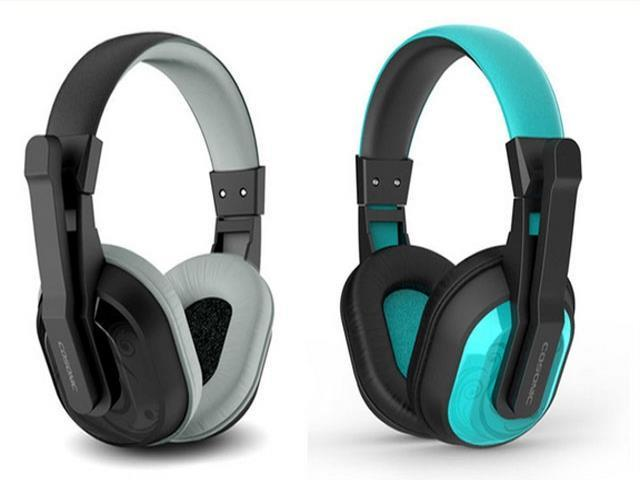 Game Earphone Headset Headphone with Microphone for PC Computer Gaming