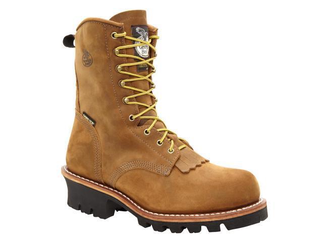 "Georgia Men's  Logger 8"" Insulate GORE-TEX ST Work Boots 15 M"