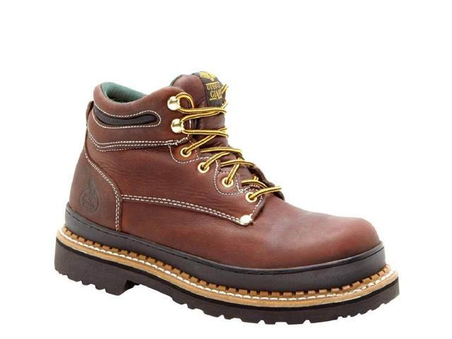 "Georgia Men's  Giant 6"" Steel Toe Work Boot 15 M"