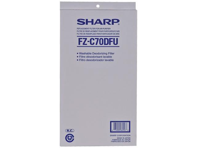 Sharp FZC70DFU Deodorizing Filter for KCC70U