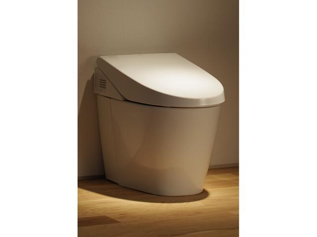 Toto Neorest 550 Cotton  The Neorest 550 is a truly remarkable combination of ecology and luxury, and offers these comfort and convenience functions.