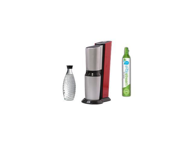 SodaStream Crystal Starter Kit - Titan Red