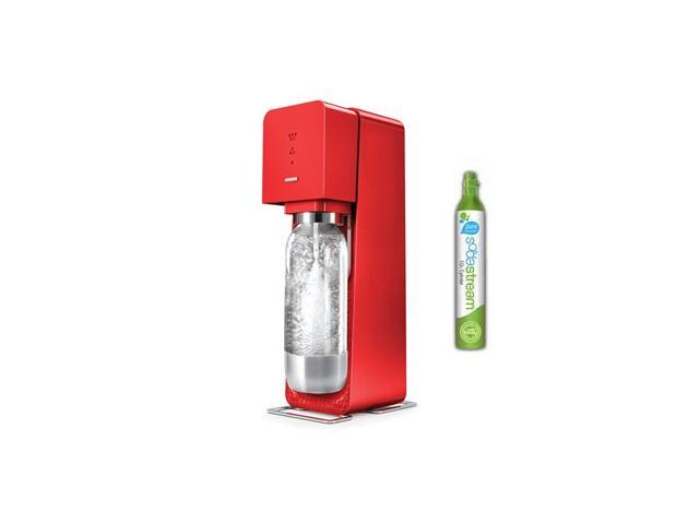 SodaStream Source Metal Edition Starter Kit - Red
