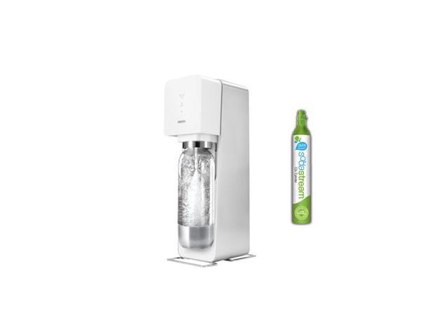 SodaStream Source Plastic Starter Kit - White