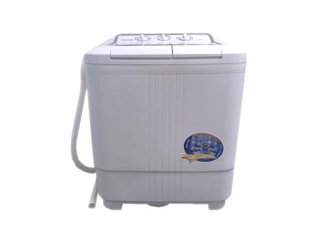 Panda XPB36 Small Compact Portable Washing Machine (6-7Lbs Capacity) with Spin Dryer
