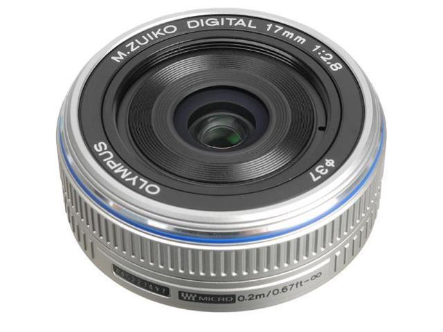 OLYMPUS M.ZUIKO DIGITAL 17mm f/2.8 Lens (Bulk Packaging)