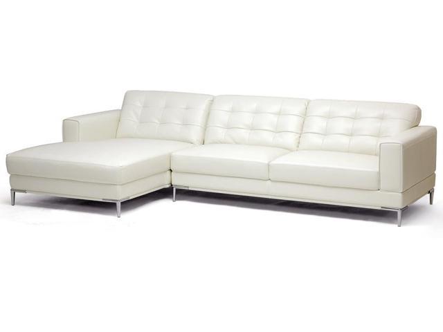 Baxton Studio Babbitt Ivory Leather Modern Sectional Sofa  : A4C612014111279098833 from www.newegg.com size 640 x 480 jpeg 12kB