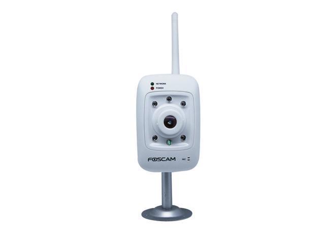 Foscam FI8909W(White) Wireless Day/Night IP Camera