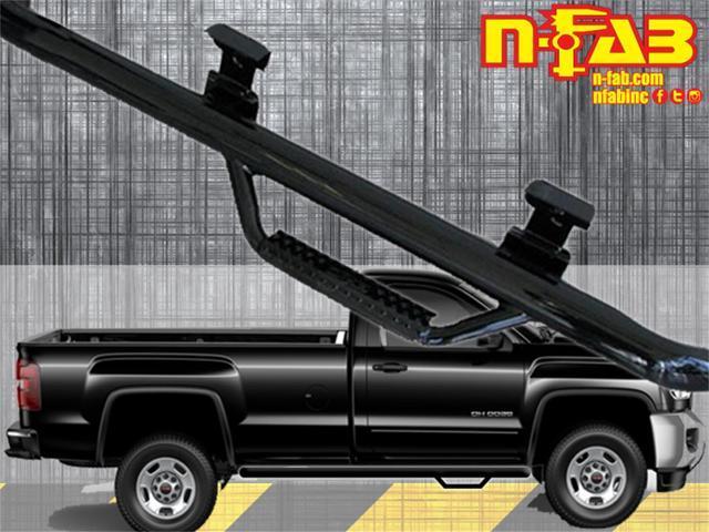 N-Fab C1581RC Nerf Step Bar; Wheel To Wheel
