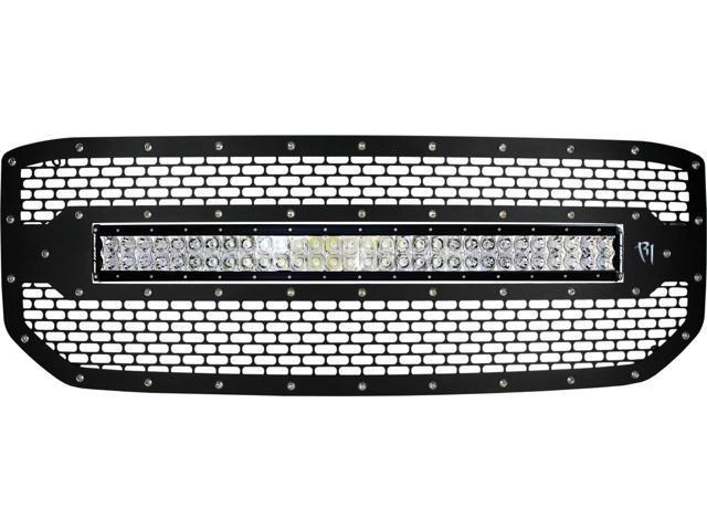 Rigid Industries 41592 LED Grille Fits 15 Yukon