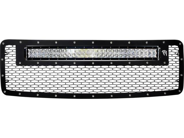 Rigid Industries 41582 LED Grille Fits 13-14 F-150