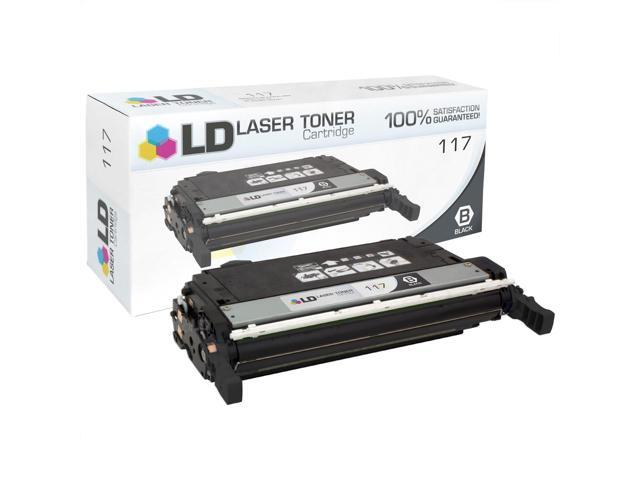 LD © Compatible Canon 117 / 2578B001AA Black Laser Toner Cartridge for ImageClass MF8450c