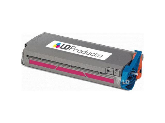 LD © Okidata Remanufactured 41304206 Magenta 'Type C2' Laser Toner Cartridge