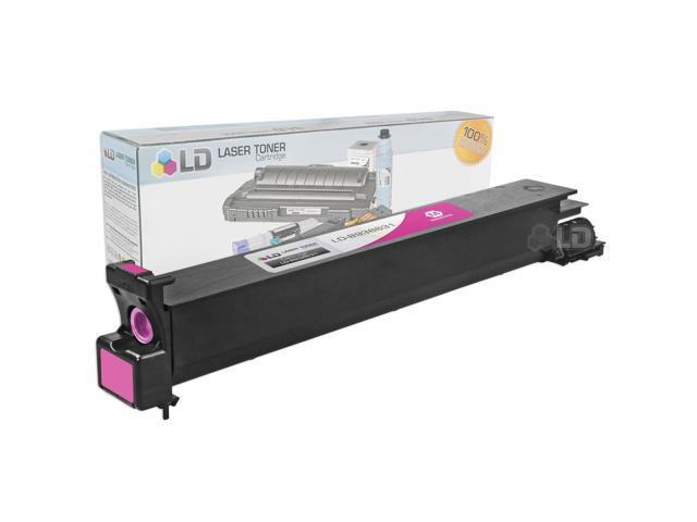 LD Compatible Konica-Minolta 8938-631 Magenta Laser Toner Cartridge for Magicolor 7450