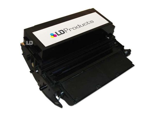 LD © Remanufactured High Yield Black Laser Toner Cartridge for Lexmark / IBM 1382150 (Optra L , Optra R, IBM 4049)