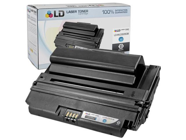 LD © Remanufactured Replacement ML-D3050B High Yield Black Laser Toner Cartridge for use in Samsung ML-3051 Printer