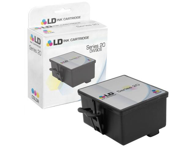 LD © Compatible Dell DW906 / N570F Series 20 Color Inkjet Cartridge for use in Dell Photo All-In-One P703W