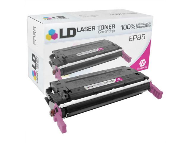 LD © Remanufactured Canon EP-85 / 6823A004AA Magenta Laser Toner Cartridge for ImageClass C2500 Printer