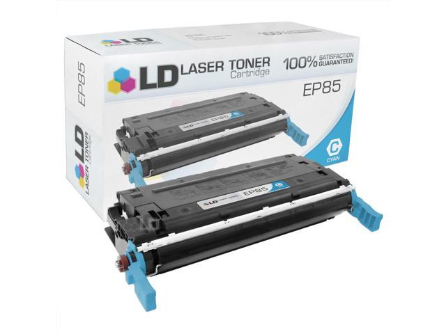 LD © Remanufactured Canon EP-85 / 6824A004AA Cyan Laser Toner Cartridge for ImageClass C2500 Printer