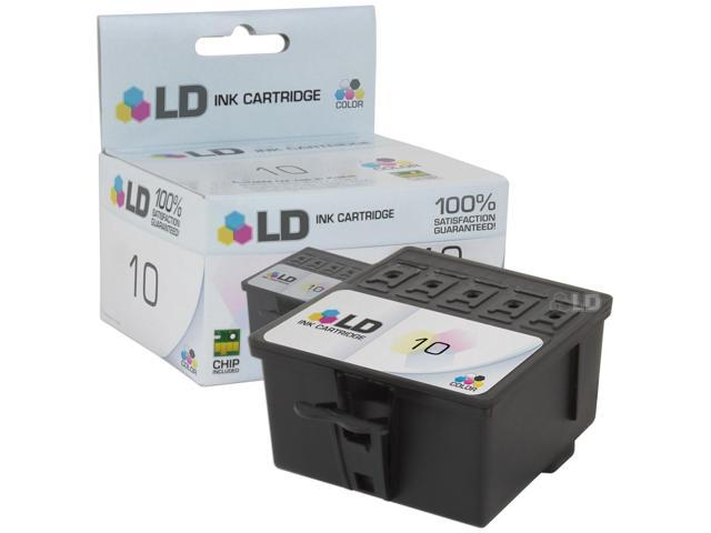 LD © Compatible Replacement for Kodak 8946501 (#10) Color Ink Cartridge for Kodak EasyShare 5100, 5300, 5500, ESP Office 6150, 3, 5, 7, 9, 3250, 5210, 5250, 7250, 9250, Hero 6.1, 7.1, 9.2