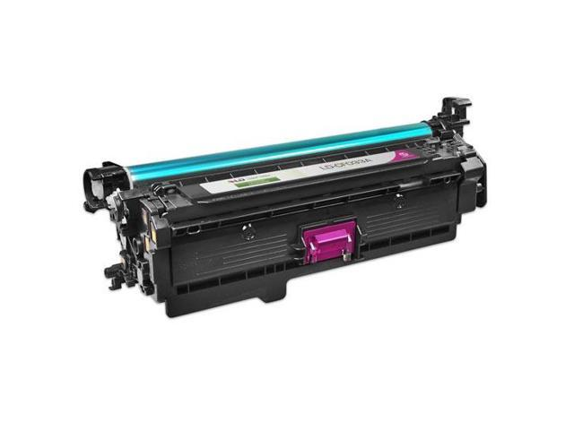 LD © Remanufactured Replacement Laser Toner Cartridge for Hewlett Packard CF033A (HP 646A) Magenta