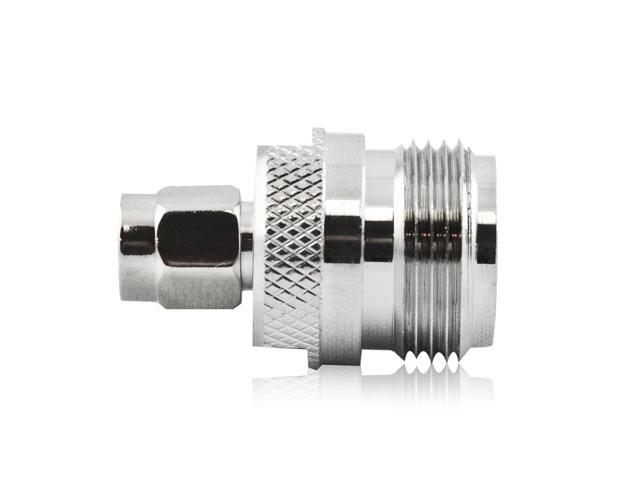 Adapter SMA (M) to N (F)