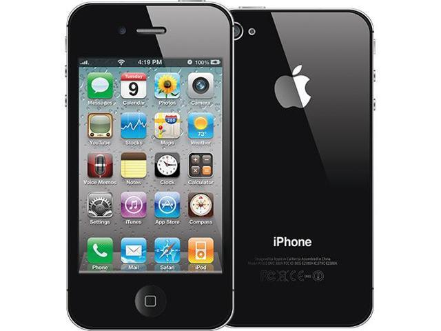 refurbished apple iphone 4s gsm unlocked mf261ll a 8gb. Black Bedroom Furniture Sets. Home Design Ideas