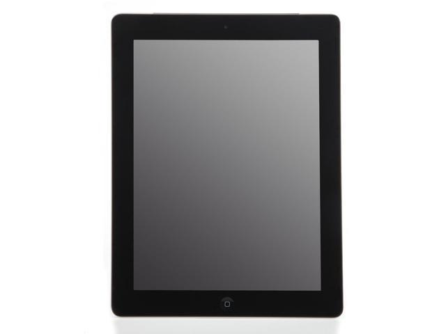 Apple iPad 4 128GB Wi-Fi Black ME392LL/A