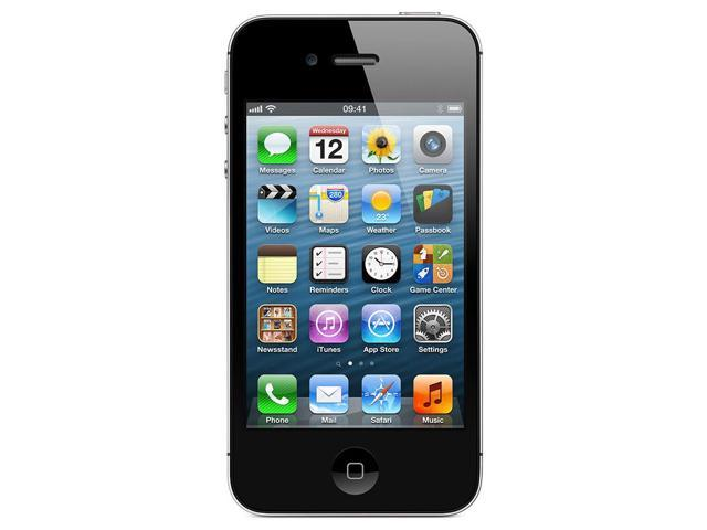 Apple iPhone 4S 16GB Unlocked Black