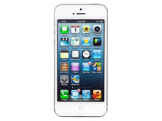 Apple iPhone 5 16GB AT&T Factory Unlocked White
