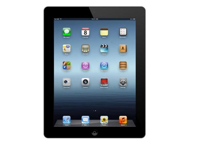 Apple iPad 3rd Gen 16GB Wi-Fi Black MC705LL/A