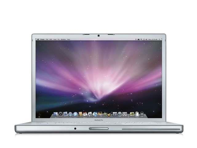 "Apple MacBook Pro 15.4"" Notebook - Intel Core Duo 1.83 GHz - 512 MB RAM - 80 GB HDD - DVD-Writer - ATI Mobility Radeon X1600 ..."