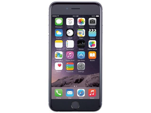 iPhone 6 Plus Space Gray GSM UNLOCKED 64GB (MGAH2LL/A) (2014)