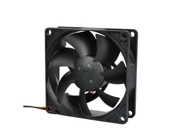 80mm Ultra Silent Computer PC Case Cooling Heatsink Exhaust CPU Fan Cooler